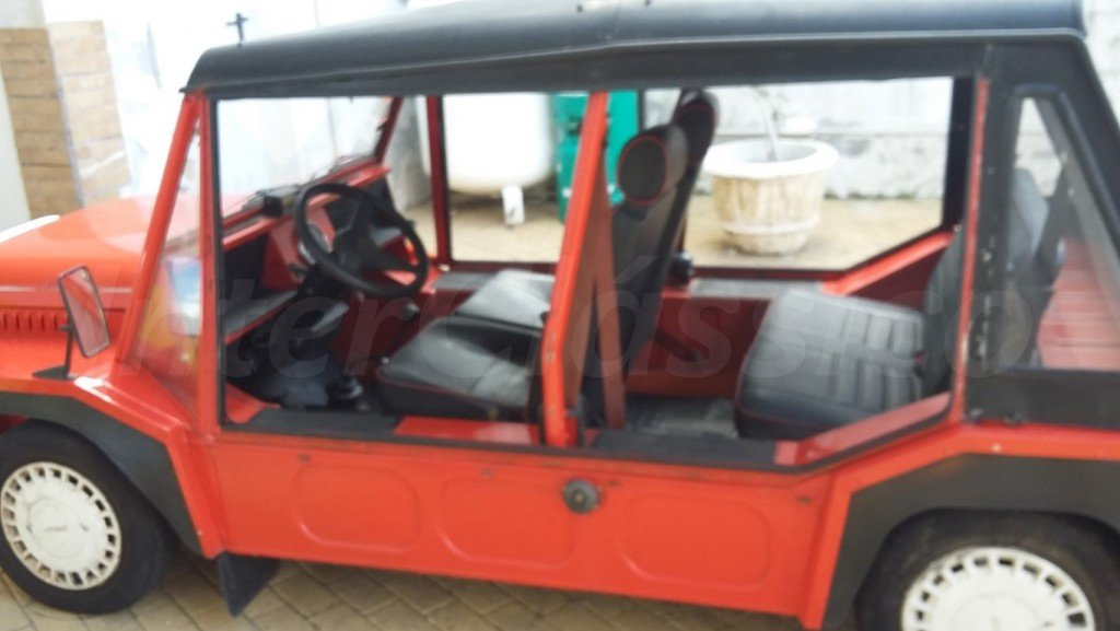 1989 Mini Moke only 41768 kms For Sale (picture 6 of 6)