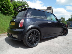 2006 Mini Works JCW S 225BHP LSD For Sale