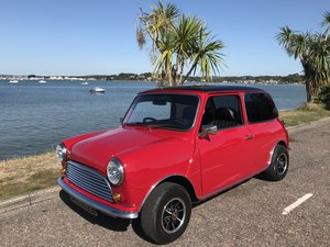 1991 MINI EVOCATION NO EXPENSE SPARED REBUILB ! For Sale