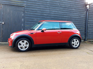 2004 MINI ONE 1.6 HATCHBACK ( Two Owners From New F.S.H. )