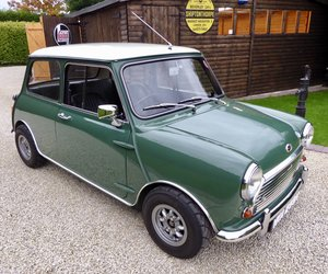 1970 Mini Cooper S MK2  ( stunning ) For Sale