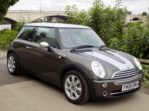 2006 MINI COOPER PARK LANE SOLD