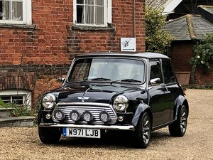 2000 Mini Cooper S Sport Radford De Ville For Sale