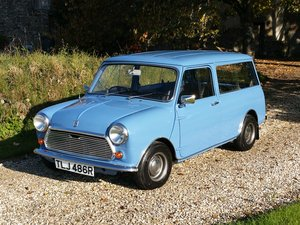 Picture of 1977 Very Rare Mini Estate Built By IMA With A Rear Tailgate! SOLD