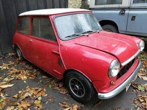 1968 Mini Cooper Mk2 For Sale