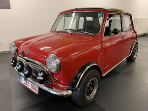 1967 Mini Morris Cooper S Rally For Sale