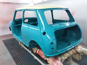 1965 Austin Mini Cooper S  ( Matching Numbers ) For Sale