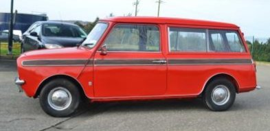 1976 WANTED - MINI ESTATE For Sale