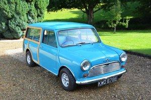 1967 Mini Traveller MkI 1275