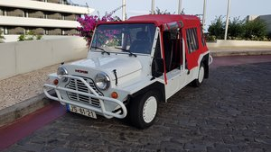 1987 Mini Moke  -  Original  ( 4 Seats )
