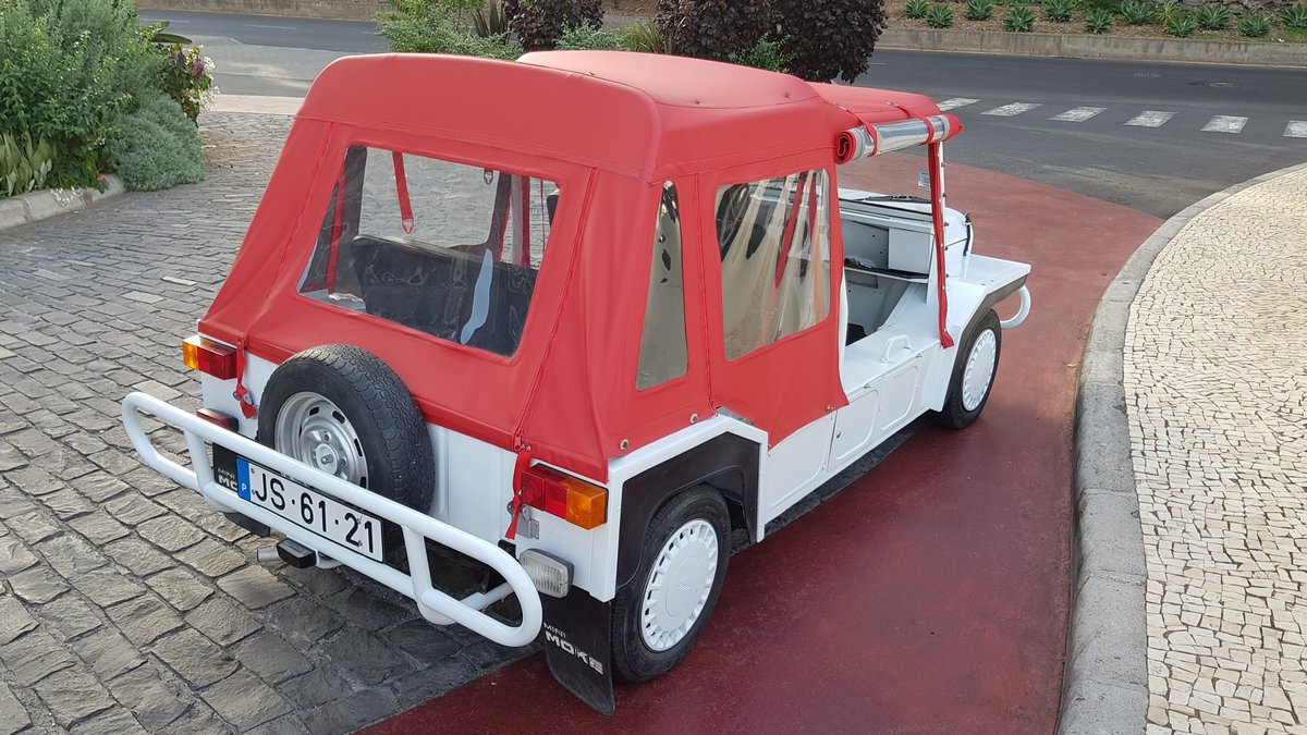 1987 Mini Moke  -    Sold For Sale (picture 2 of 6)