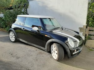 2003 Mini cooper 1.6 manual For Sale