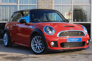 2013 63 MINI HATCH 1.6 COOPER S (SPORT CHILI)