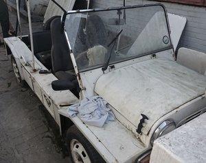 1969 Leyland mini moke
