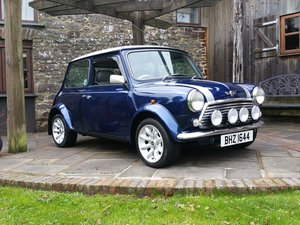 2000 Last Edition Mini Cooper Sport On Just 35100 Miles From New