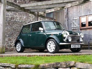 2000 Very rare Mini John Cooper LE 1 of 300. 5300 Miles From New