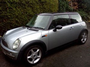 Mini Cooper 2001 ''Y'' Reg ..''Christmas Sale''  SOLD
