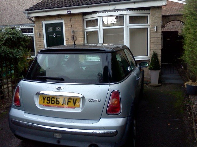 Mini Cooper 2001 ''Y'' Reg ..''Christmas Sale''  SOLD (picture 2 of 6)