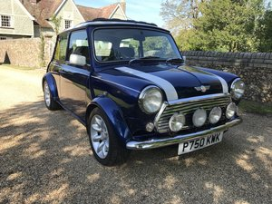 1997 Cooper Sport (Original Demo Car)  SOLD