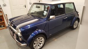 2000 Rover Mini Cooper S Works by John Cooper
