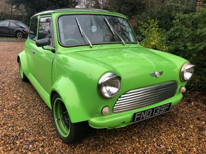 1968 mini with 1.3  ford zetec engine classic  For Sale