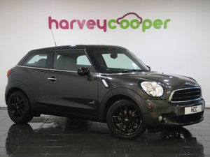 MINI Paceman 1.6 Cooper ALL4 3dr 2015(65) SOLD