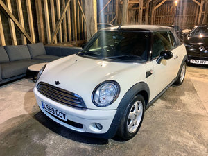 2009 Mini 1.6i Cooper Convertible (59) For Sale