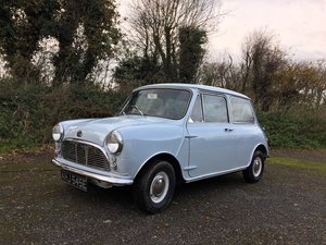 Austin Mini 1000 Original 1967 Mk1  For Sale