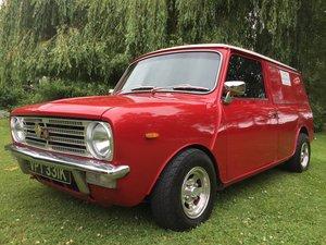 1972 Mini clubman van