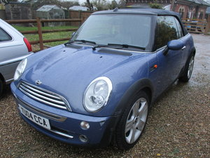 2004 SOUND DRIVER THIS COVERTBLE MINI  ROOF WORKING WELL MAY MOT For Sale