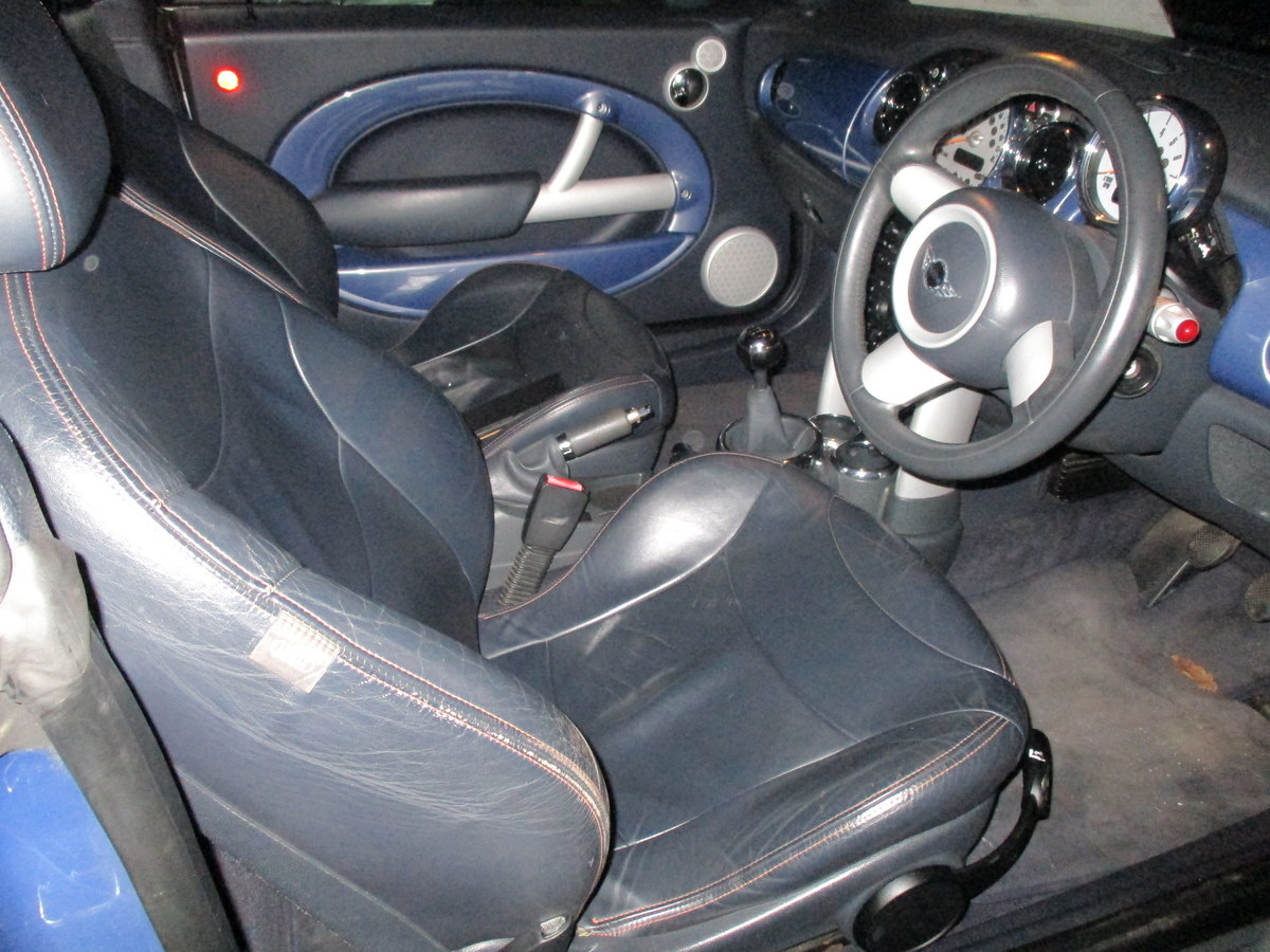 2004 SOUND DRIVER THIS COVERTBLE MINI  ROOF WORKING WELL MAY MOT For Sale (picture 5 of 6)