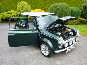2000 Immaculate Mini Cooper Sport On Just 11500 Miles From New!!