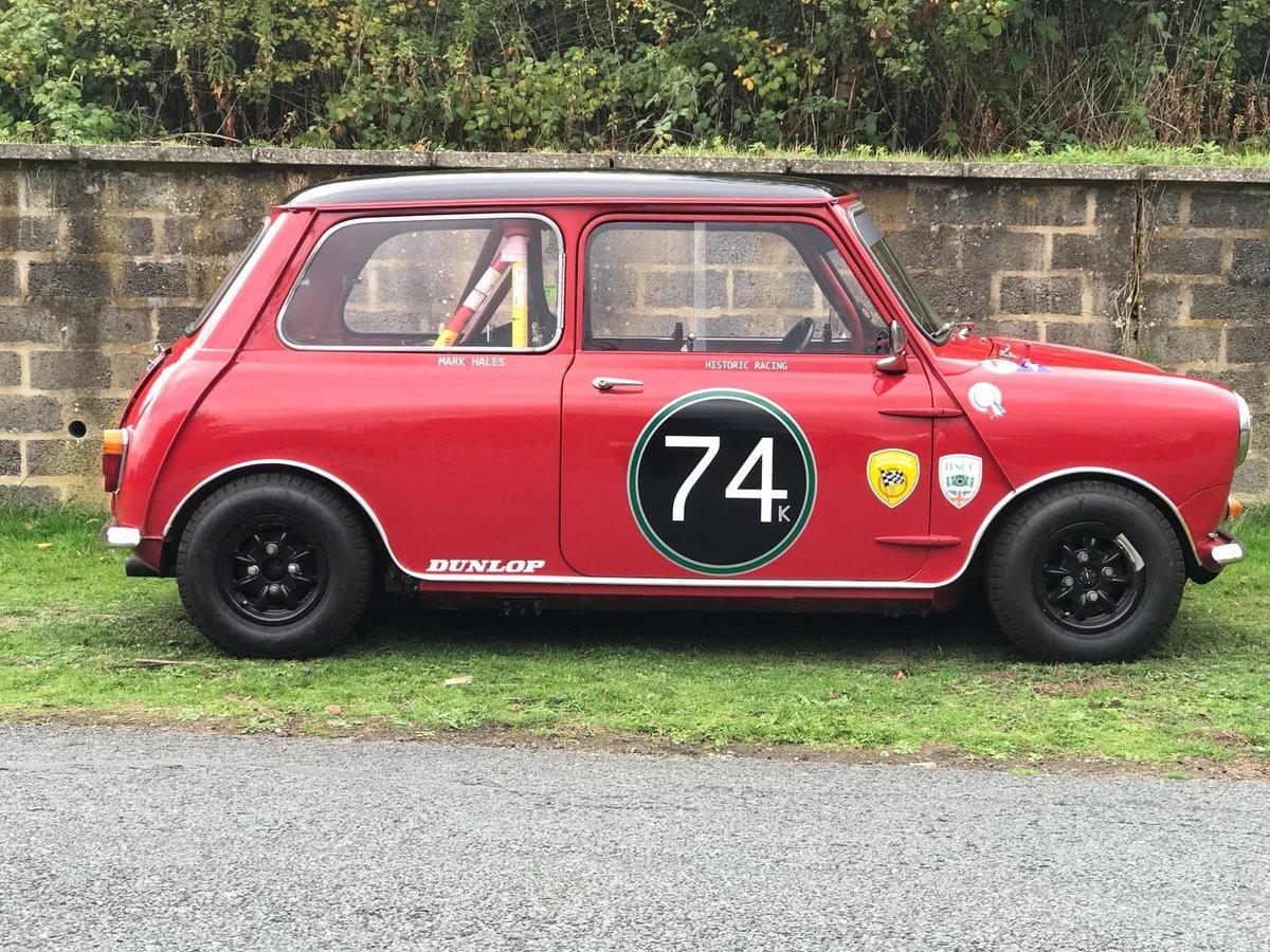 1965 Morris Mini Cooper S FIA For Sale (picture 2 of 6)