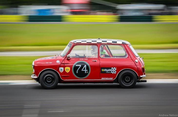 1965 Morris Mini Cooper S FIA For Sale (picture 3 of 6)