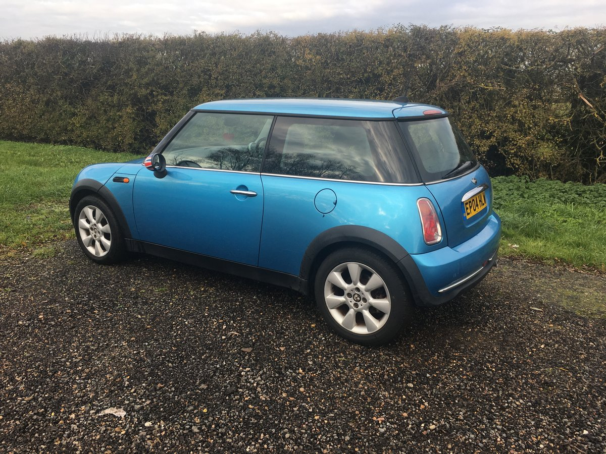 2004 Mini One - Great drive - Good Specification For Sale (picture 4 of 6)