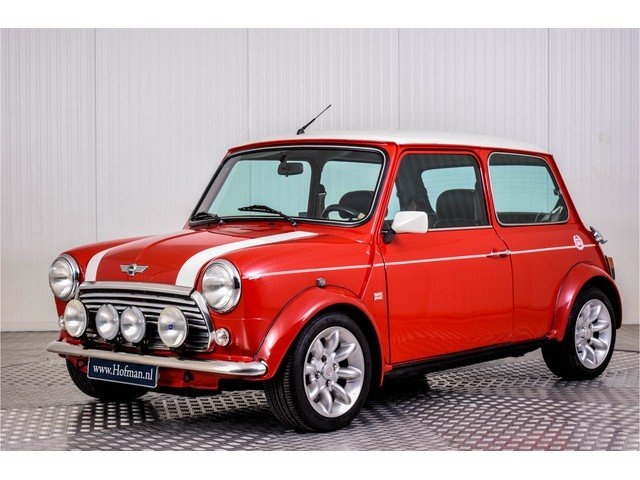 1998 Mini Cooper S 1.3i MPI Flame Red For Sale (picture 1 of 6)