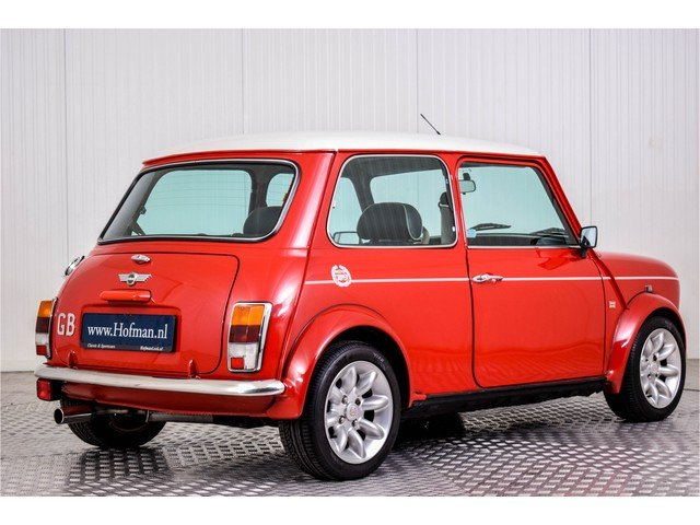 1998 Mini Cooper S 1.3i MPI Flame Red For Sale (picture 2 of 6)