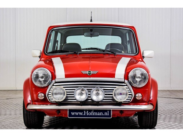 1998 Mini Cooper S 1.3i MPI Flame Red For Sale (picture 3 of 6)