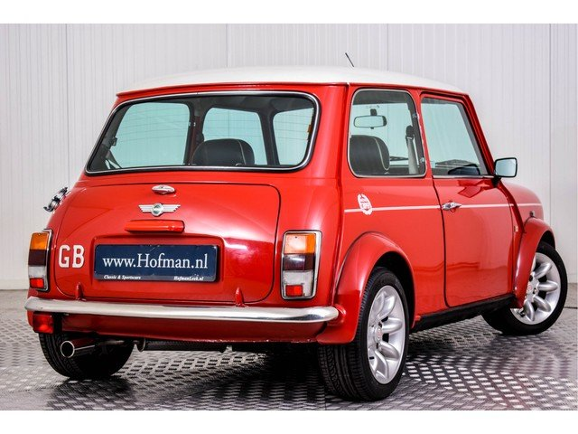 1998 Mini Cooper S 1.3i MPI Flame Red For Sale (picture 5 of 6)