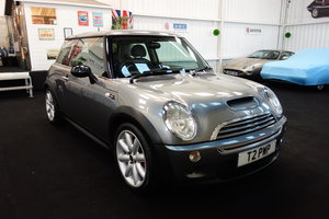 2004 Mini Cooper S R53 80'000 miles. Excellent condition SOLD