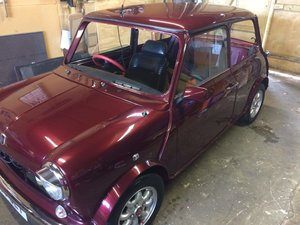 1989 Classic mini Thirty anniversary model  For Sale