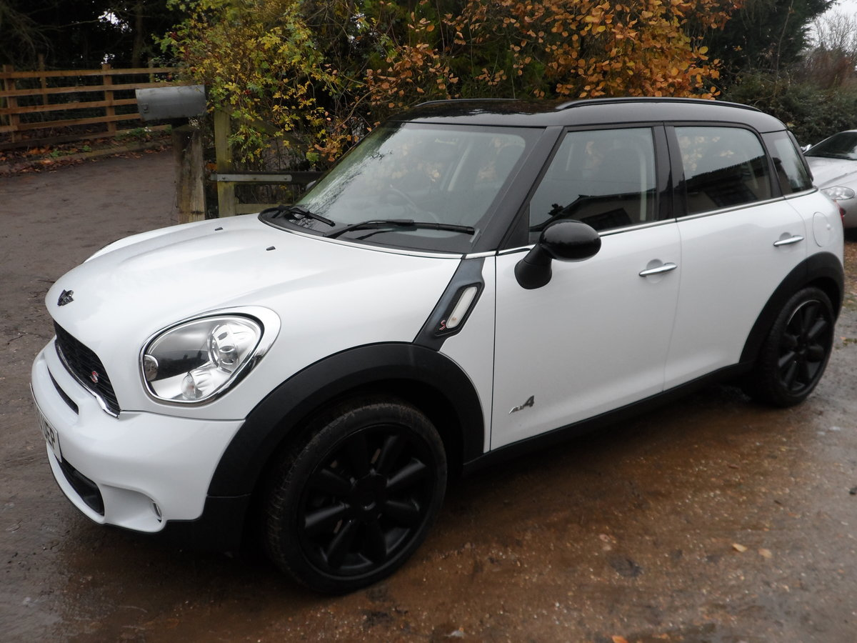 2010 4x4 MINI COPPER 1600cc 6 SPEED MANAUL NICE ALL ROUND  For Sale (picture 4 of 6)