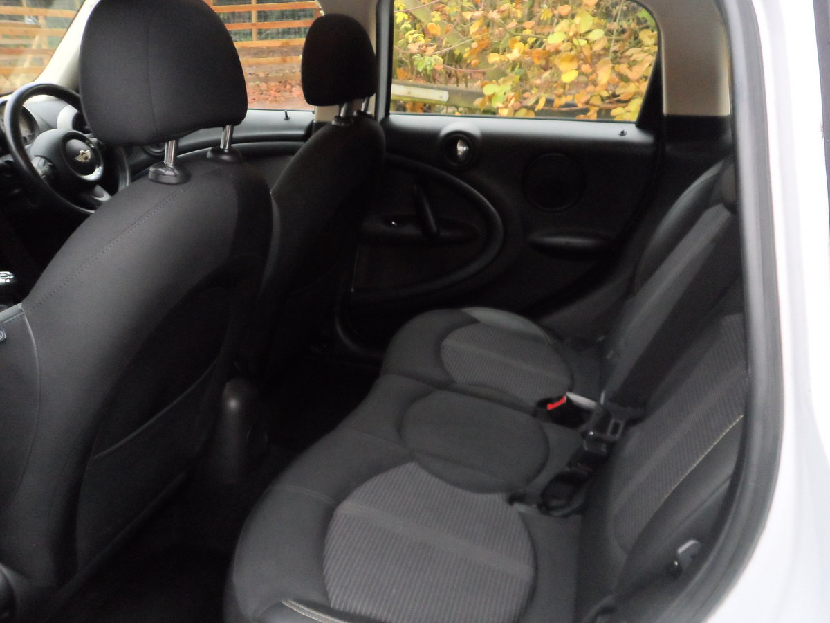 2010 4x4 MINI COPPER 1600cc 6 SPEED MANAUL NICE ALL ROUND  For Sale (picture 6 of 6)