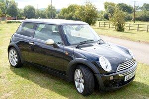 2004 Mini One Black 1.6 long mot full service