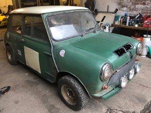 1964 mini cooper s  1071cc For Sale