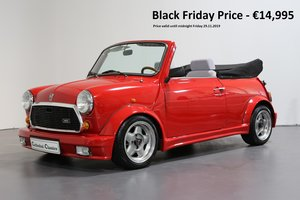 1991 A cute, low mileage Lamm Mini Cabrio – Last owner 26 years For Sale