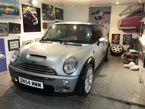 2004 Mini Cooper S For Sale