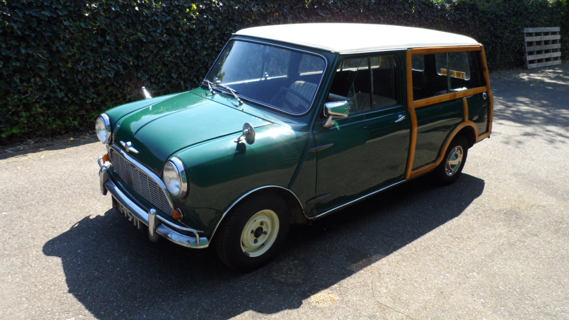 1961  Mini traveler '61  LHD  For Sale (picture 1 of 6)