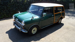 1961  Mini traveler '61  LHD