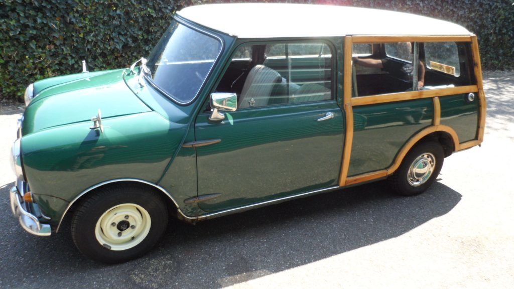 1961  Mini traveler '61  LHD  For Sale (picture 2 of 6)